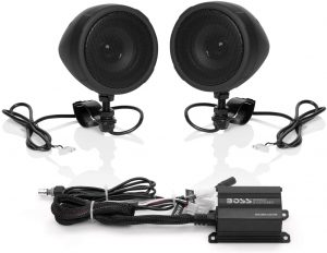 Boss Audio Systems MCBK420B Motorcycle Speaker