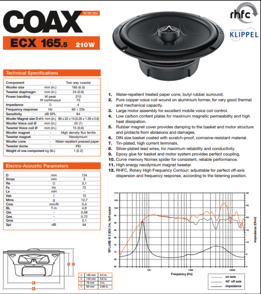 BOSS Audio Systems MC420B