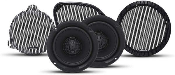 Rockford Fosgate TMS65 Power Harley - best 6.5 speakers for harley