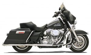 True Dual Exhaust for Harley Davidson