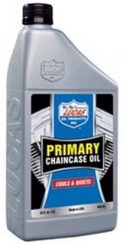 Lucas Oil Chain Case Oil 1 Quart For Harley Davidson