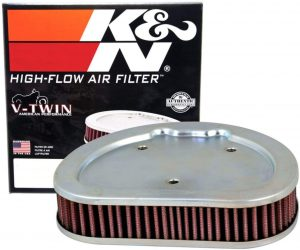 K&N Engine Air Filter For Harley Davidson 2008-2014 HD-1508
