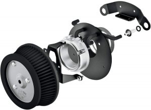 Vance and Hines VO2 Air Cleaner Naked - 71011