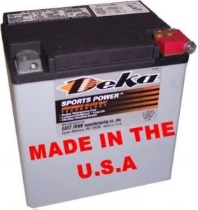 Deka Battery ETX-30L