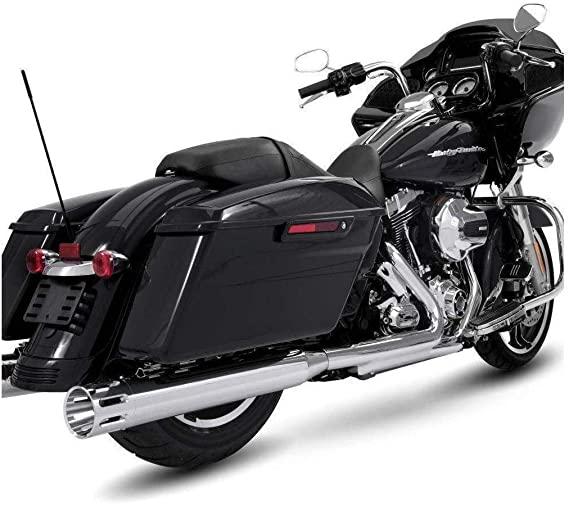 Rinehart Racing Slip-on Mufflers for Harley Davidson