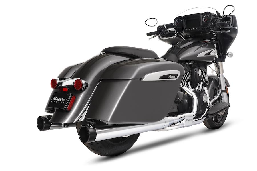 Rinehart Racing Slimline Duals Header Kit (100-0453)